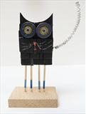 Black Cat by Marc Heaton, Sculpture