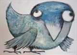 Bluey by Marc Heaton, Painting