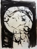 Boy by Marc Heaton, Drawing, Block printing water colour on paper