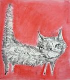 Cat by Marc Heaton, Drawing