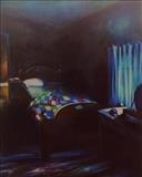 Early Hours by Marc Heaton, Painting, Oil on canvas