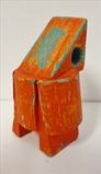 Mr Orange by Marc Heaton, Sculpture