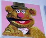 Muppet by Marc Heaton, Painting, Oil on canvas