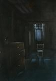 Night Time by Marc Heaton, Painting, Oil on canvas