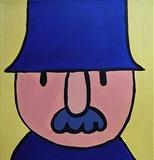 PC Plod by Marc Heaton, Painting