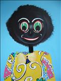 Puppet 10 by Marc Heaton, Painting, Oil and Acrylic on Canvas