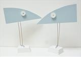 Two Blue Birds by Marc Heaton, Sculpture