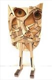 Woody Woo by Marc Heaton, Sculpture