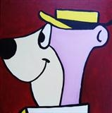 Yogi by Marc Heaton, Painting